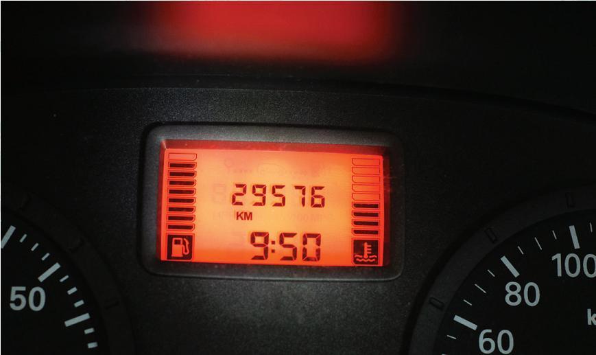 температура нагревания двигателя рено логан происходит возврат