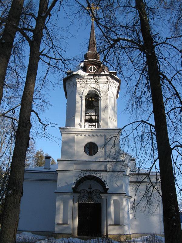 Готическая церковь